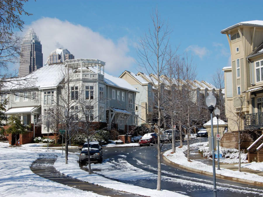 Charlotte North Carolina Usa United States