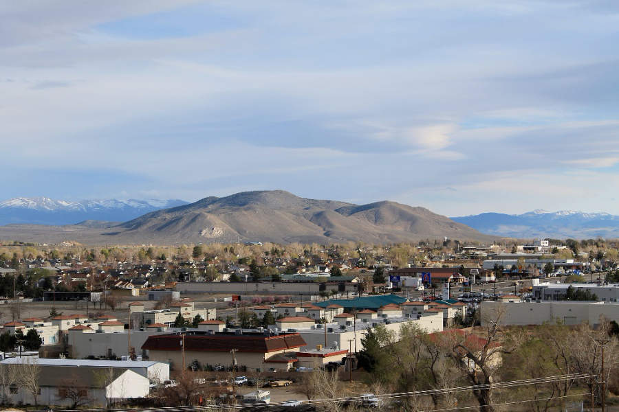 Carson City Nv United States