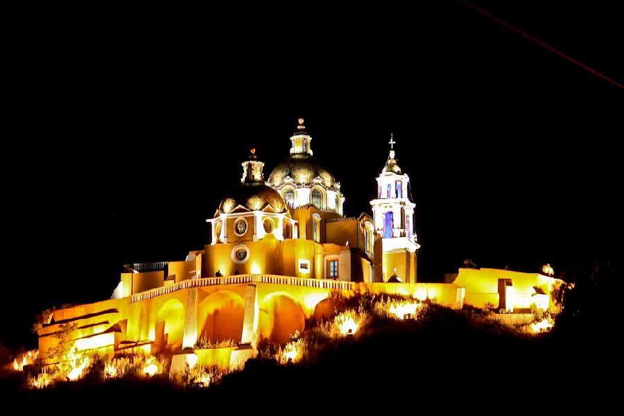 San Andrés Cholula