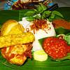 Nasi Uduk,Balikpapan, Indonesia