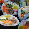 Gimbap,Busan, Korea (South)