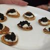 Blinis con caviar de beluga,Sochi, Russian Federation