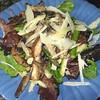 Sea Asparagus and Mushroom Salad,Nanaimo, Canada
