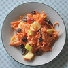 Grated carrot, apple and raisin salad ,Brisbane, Australia