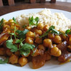 Chana Masala,Bombay, India