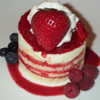 Strawberry shortcake,Newport News, United States
