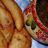 Empanadas al horno,Lázaro Cárdenas, Mexico