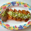 Enchiladas huastecas,Ciudad Valles, Mexico