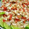 Ceviche,Isla Mujeres, Mexico