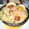 Comida de pobres o sopa de mariscos,San José del Cabo, Mexico