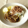 Rice and beans,Subteniente López, Quintana Roo, México, Mexico