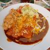 Enchiladas serranas,Arroyo Seco, Mexico