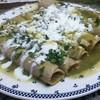 Enchiladas zacatecanas,Zacatecas, Mexico