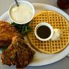 Pollo y gofres,Oakland, California, United States