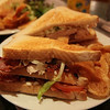 Club sandwich,Laguna Beach, United States