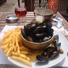 California Mussels and Fries,Long Beach, United States