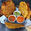 Patacones o tostones,Sunny Isles Beach, United States
