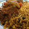 Arroz con gandules,Hollywood, United States
