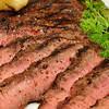 <p>Buffalo steak</p>,Denver, United States