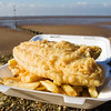 Fish and chips,Luton, United Kingdom