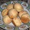 Pão de queijo,Águas de Lindóia, Brazil