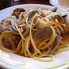 Telinas con pasta,Ostia, Italy