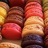 Macarons aux Fruits,Orleans, France