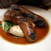 Bangers and mash,Wembley, United Kingdom