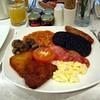 Desayuno completo inglés,Charlwood, United Kingdom