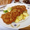 Schnitzel,Colonia, Alemania, Germany
