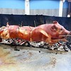 Babi guling,Gianyar, Indonesia