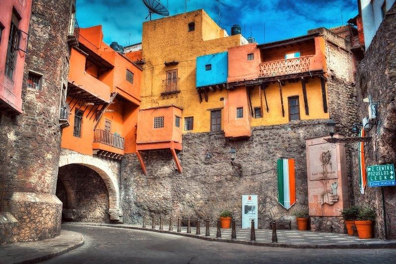 Túneles en Guanajuato