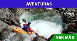 Tours de aventura