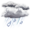 Lluvia Moderada