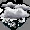 Posibilidad de nieve ligera